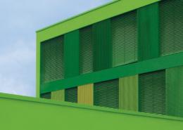 Treppenstufen / Fassadenverkleidung